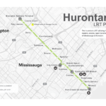 Hurontario LRT Map (1)