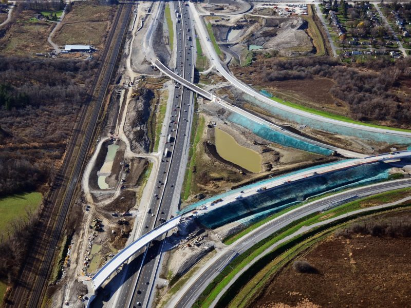 Hwy 407 East Expansion Phase 1