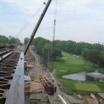 Metrolinx 2013 - Girder Erection - Day 2 013 (1)